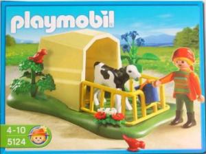 Playmobil Kälber-Iglu