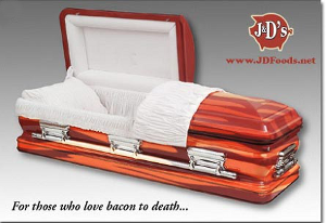 bacon-coffin
