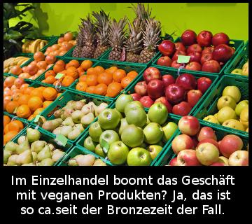 veganer Boom