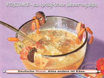 Wurst-Bowle