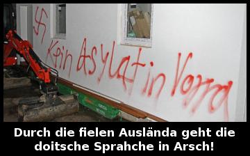 Europäische Patrioten gegen den Untergang der deutschen Sprache