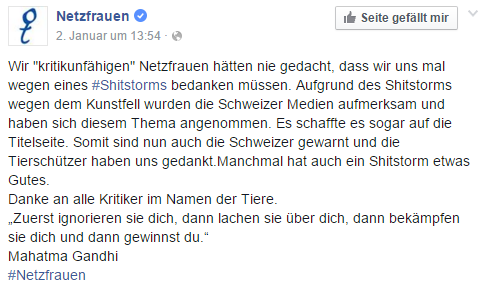 Netzfrauen_retten_schweizer_Polyestertiere